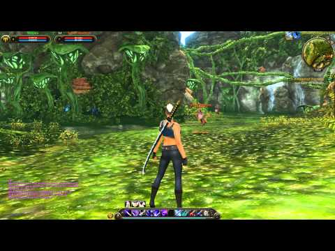 CABAL 2 - Virginal Force Blader 3