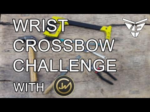 Wrist Crossbow (DIY challange) Announcement