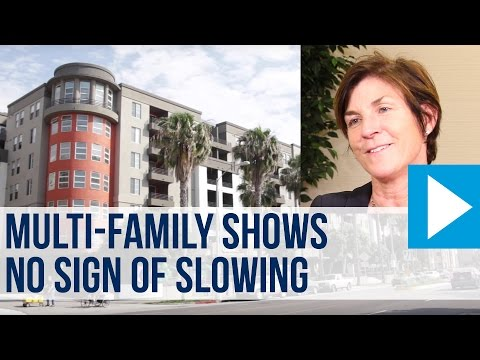 Strong Demand for Multi-Family Shows No Sign of Slowing