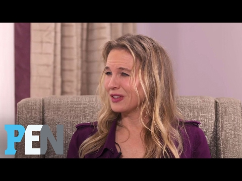 Renée Zellweger Reveals All About Bridget Jones' Unplanned Pregnancy | PEN | Entertainment Weekly