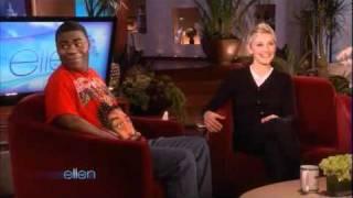Tracy Morgan on Ellen Degeneres show