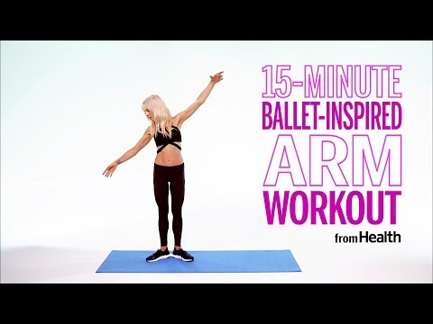LEKfit's 15-Minute Arm Workout | Health