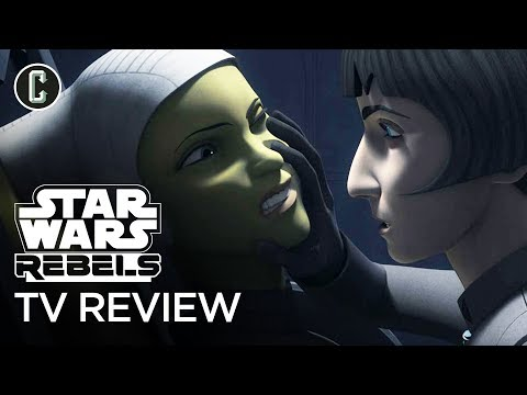 Star Wars Rebels Review - Season 4 Episode 10