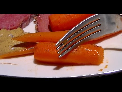 Sous Vide Carrots 1080p
