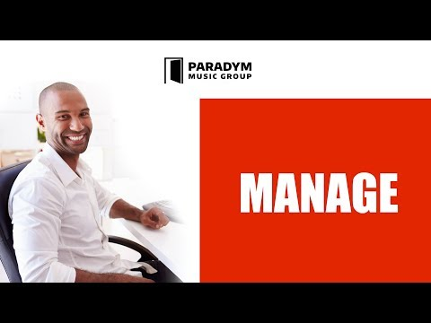 Music Management - What Does a Music Manager Do? (4 Reasons Why You Need a Manager) @CasiinoSmooth