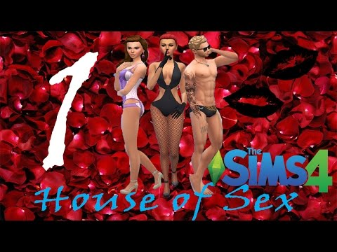 [Lets Play] The Sims 4 House of Sex: Episode 1- Murder
