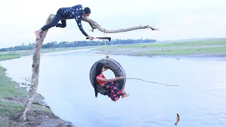 Must Watch New comedy Funniest Amazing funny comedy video 2021 Bindas fun bd