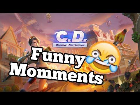 Creative Destruction Funny Momments (kinda)   Chunky monkey  