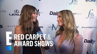 Kaia Gerber Reacts to Receiving Model of the Year Award | E! Red Carpet & Award Shows