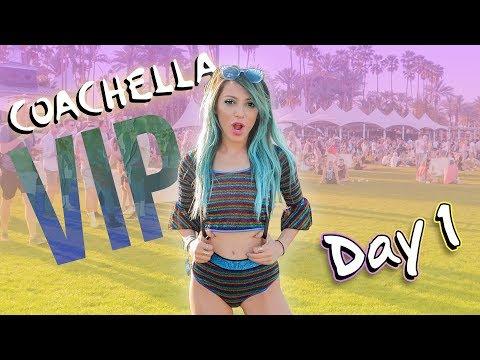 COACHELLA DAY 1 🌴VIP Experience!