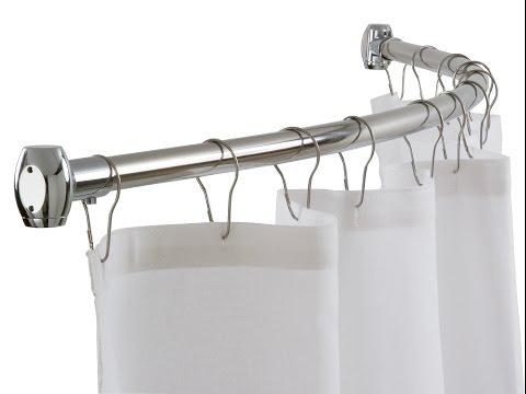Shower Curtain Bar