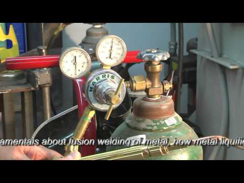 4WD Mechanix Magazine: 'Welding Class' Session Two—Setting Up the Gas Welding Torch