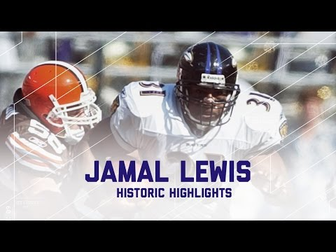 Jamal Lewis' Historic 295-Yard Game (Full Highlights)  | Browns vs. Ravens (Week 2, 2003)  | NFL