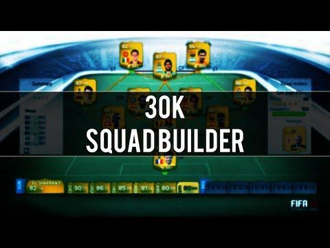Fifa 14 Ultimate Team Squad Builder! 30k Bundesliga Team Ft 5 Star Skiller | Full 10 Chemistry Squad
