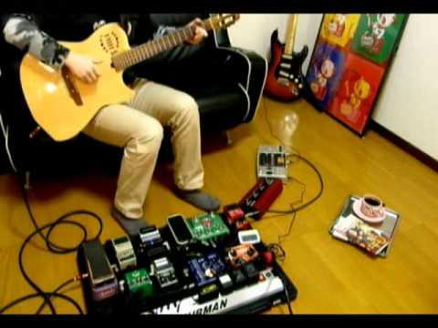 (Tsukuyomi) Neko Mimi Mode on Guitar