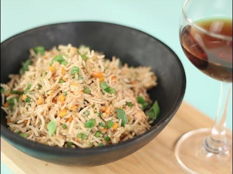Fried Rice | Sanjeev Kapoor Khazana
