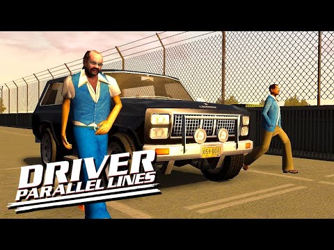 Driver: Parallel Lines - Gameplay Walkthrough - Mission #15: Gift Wrapped