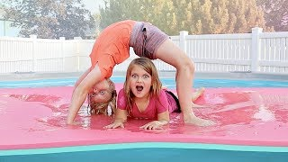 Download Family Gymnastic Challenge in our POOL! Video