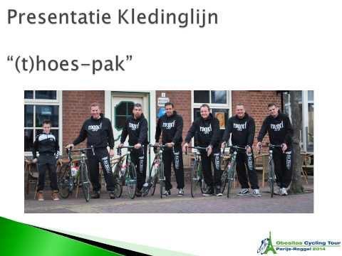 Presentatie KICK OFF EVENT sponsors