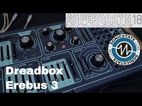 Superbooth 2018 - Dreadbox Erebus 3