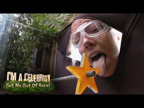 Kendra Wilkinson's Bushtucker Trial: The Grim Gallery | I'm A Celebrity...Get Me Out Of Here!