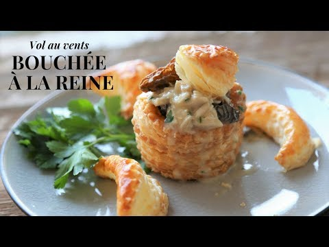 Bouchée a La Reine: How To Create This French Vol au Vent Recipe