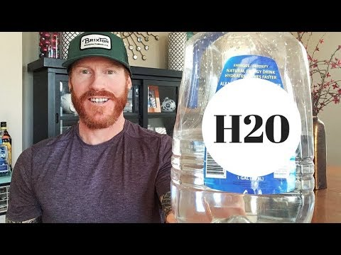 Stop Drinking Tap Water / How to Hydrate / Naturally Heal Your Skin