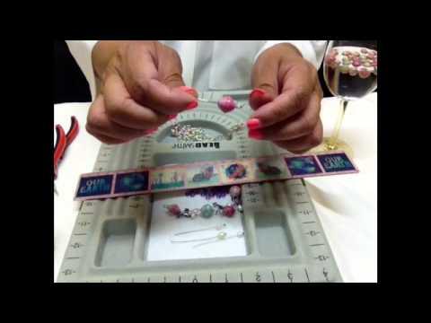 Scrapbook Paper Beads