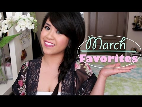 March 2014 Favorites: Life Changing Products