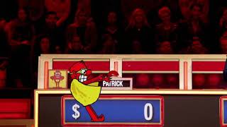 Press Your Luck: Awkward Moment Whammy
