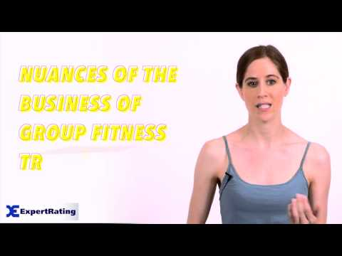Online Group Fitness Training Certification