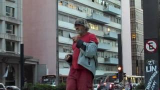"""Tiozinho """"mp3"""" Dançando Na Paulista!"""