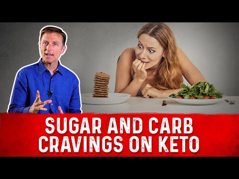 Still Have Sugar & Carb Cravings on Keto?