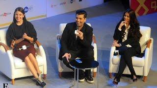 JIO MAMI 2016 | Karan Johar, Aishwarya Rai Bachchan, Anushka on Ae Dil Hai Mushkil