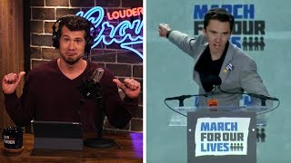 DAVID HOGG: The Unfiltered, Unpopular Truth!   Louder With Crowder