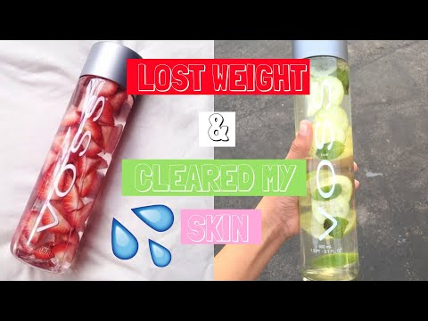 💦I TESTED OUT 3 LITRES OF WATER A DAY