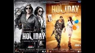 Dekha Tujhe Ft. Yo Yo Honey Singh,Akshay kumar,Sonakshi Sinha - Holiday