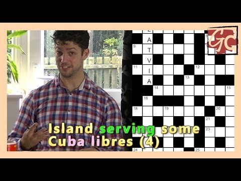 How to do a cryptic crossword | Walkthrough tutorial of Hertfordshire Mercury puzzle