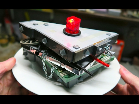 LEGO Robo-Sandvich - Team Fortress 2