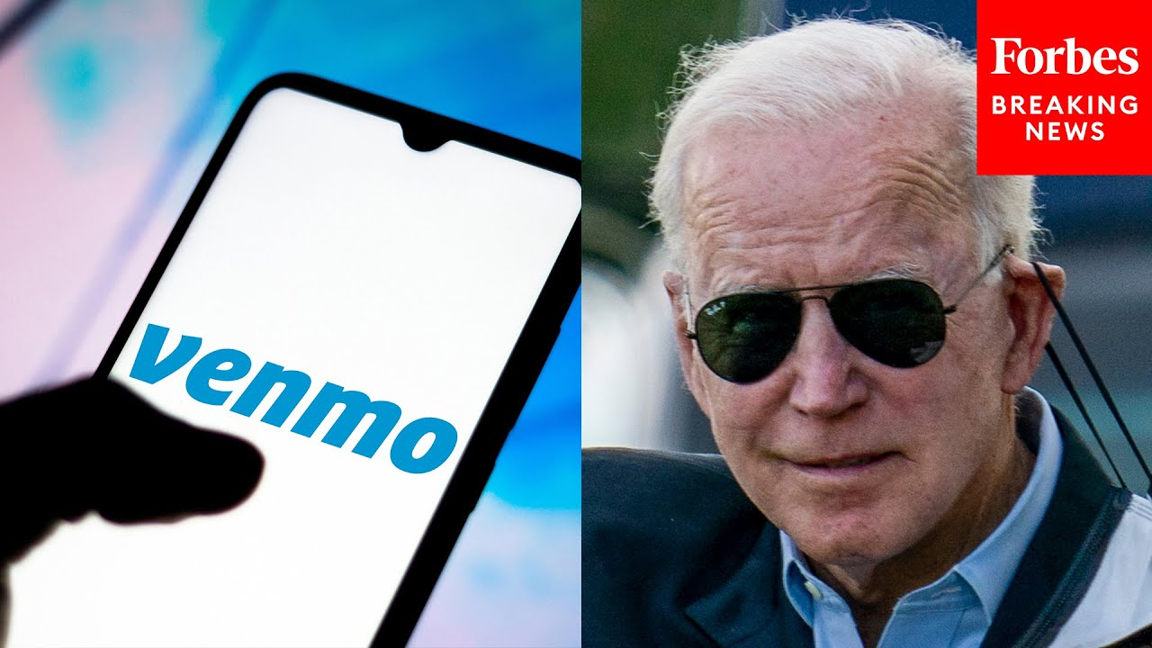 After Biden's Private Venmo Account Was Discovered, Psaki Is Asked About His Finances & Tax Return