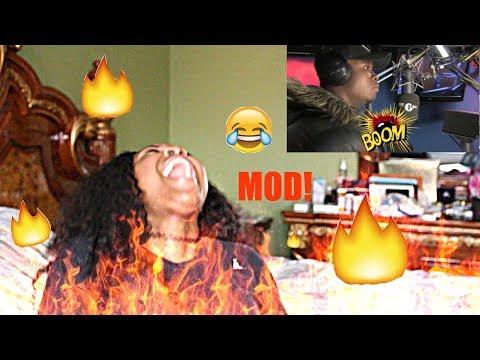 MC Quakez & Roadman Shaq - Fire In The Booth (Man's Not Hot) *REACTION*