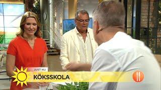 """Strömmingrätten vi aldrig tröttnar på: """"Jag har gjort den i 20 års tid"""" - Nyhetsmorgon (TV4)"""