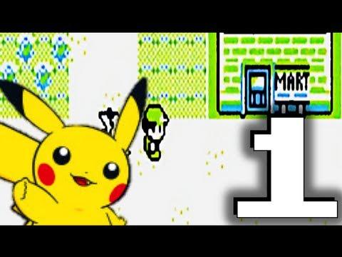 Pokemon Yellow- Episode 1