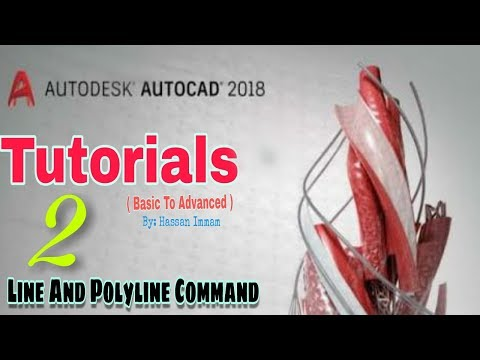Autocad Tutorial in Hindi Full For Beginners Civil, Mechanical 3d 2017/2018 - Autocad tutorial  [2]