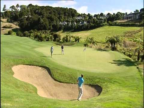 Kauri Cliffs Golf Course and Lodge  on