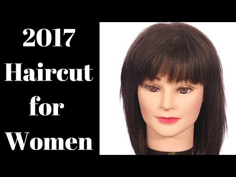 2017 Haircut for Women - TheSalonGuy