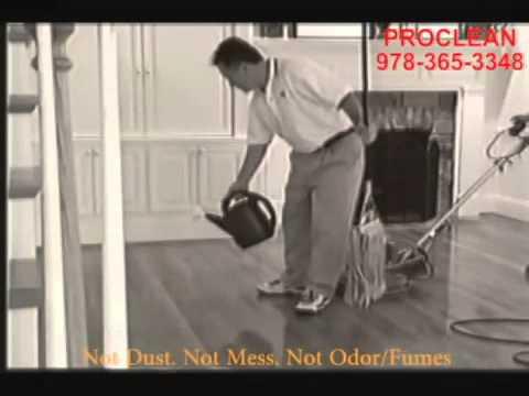 Mr. Sandless Wood Floor Refinishing - As Seen on HGTV