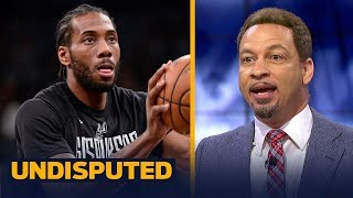 Chris Broussard on Kawhi Leonard