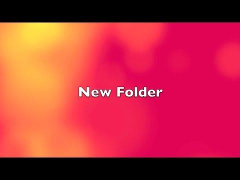 Create New Folder on Mac (Shortcut)