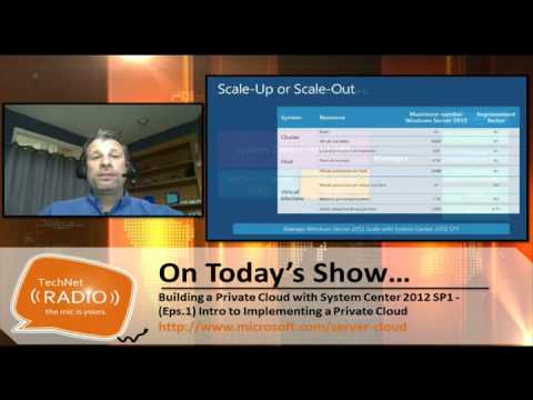 Building a Private Cloud with System Center 2012 Service Pack 1 - Introduction - EPC Group